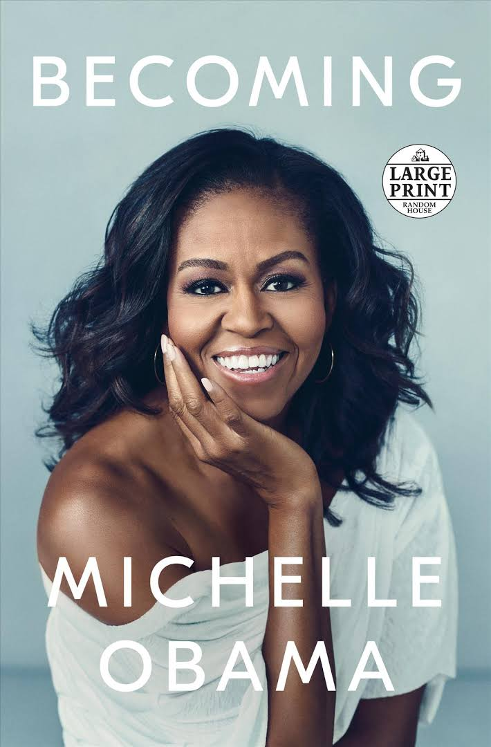 becoming-michelle obama book