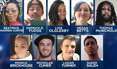 dayton-ohio-victims - cbs news